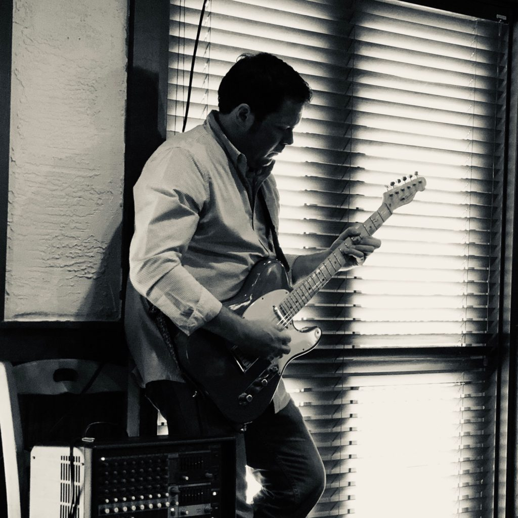 Jason Allwood of Central Blues Co.